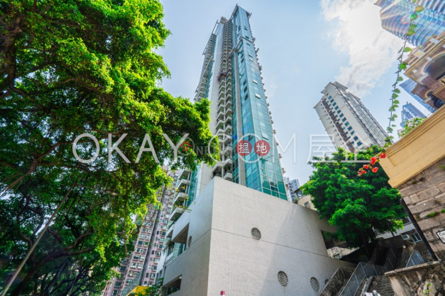 HK$ 38,000/ month Cherry Crest | Central District, Lovely 3 bedroom on high floor with balcony | Rental