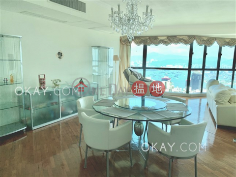 Exquisite 4 bed on high floor with harbour views | For Sale|Dynasty Court(Dynasty Court)Sales Listings (OKAY-S36192)_0