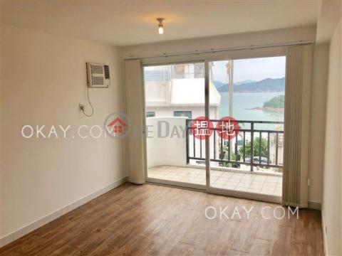 Lovely house with sea views, rooftop & terrace | Rental|Tai Hang Hau Village(Tai Hang Hau Village)Rental Listings (OKAY-R284890)_0