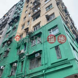 Chung Wo Building,Tai Kok Tsui, Kowloon