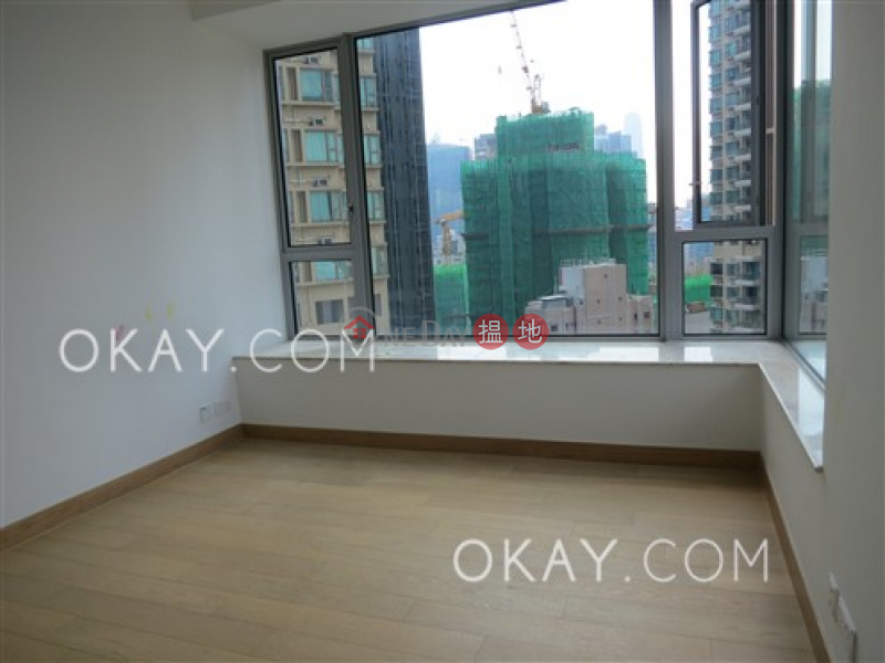 Charming 3 bedroom with balcony | Rental, One Wan Chai 壹環 Rental Listings | Wan Chai District (OKAY-R261649)