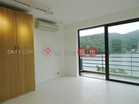 Gorgeous house with sea views, rooftop & terrace | Rental|48 Sheung Sze Wan Village(48 Sheung Sze Wan Village)Rental Listings (OKAY-R368642)_0