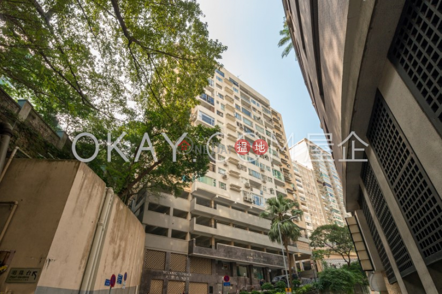 Efficient 4 bedroom with balcony & parking | For Sale | Botanic Terrace Block A 芝蘭台 A座 Sales Listings
