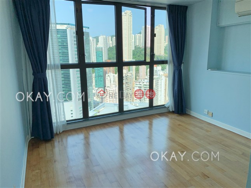 Property Search Hong Kong | OneDay | Residential Rental Listings Nicely kept 3 bed on high floor with racecourse views | Rental