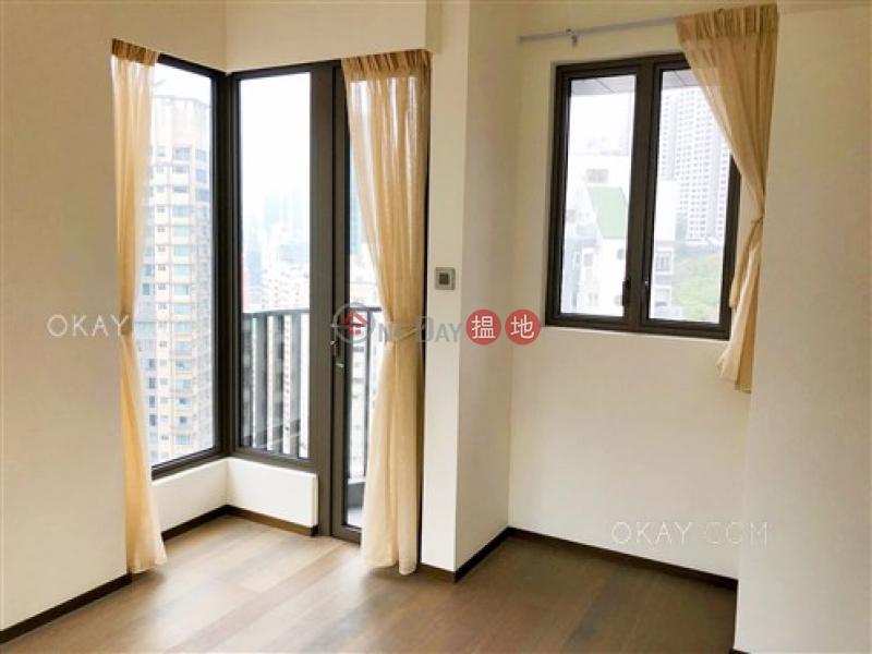 HK$ 46,000/ month   Regent Hill   Wan Chai District   Popular 3 bedroom on high floor with balcony   Rental
