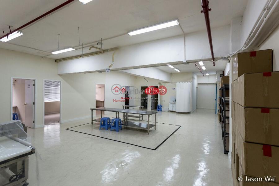 On Shing Industrial Building | 2-16 Wo Liu Hang Street | Sha Tin, Hong Kong | Rental | HK$ 47,500/ month