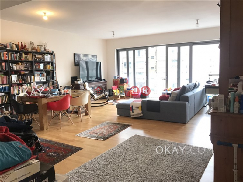 HK$ 100,000/ month, Seymour | Western District Unique 3 bedroom with balcony & parking | Rental