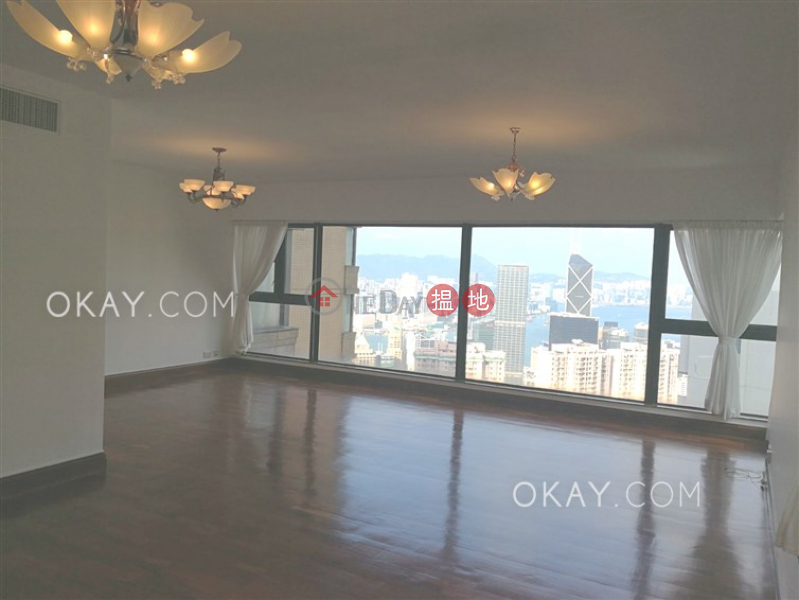 Stylish 3 bed on high floor with sea views & balcony | Rental | Tavistock II 騰皇居 II Rental Listings