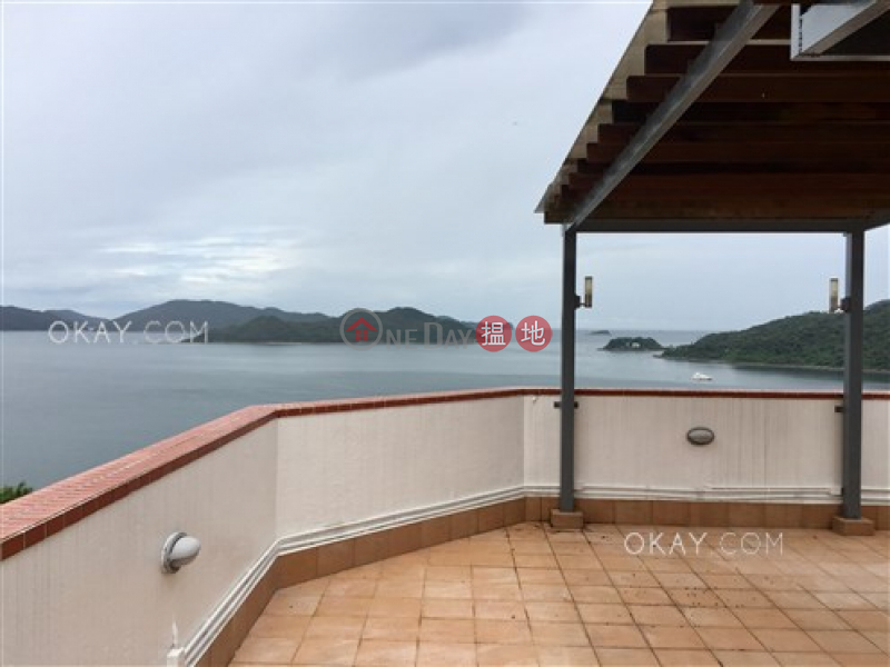 Gorgeous house with sea views, rooftop & terrace | Rental | Silver Fountain Terrace House 銀泉臺座 Rental Listings