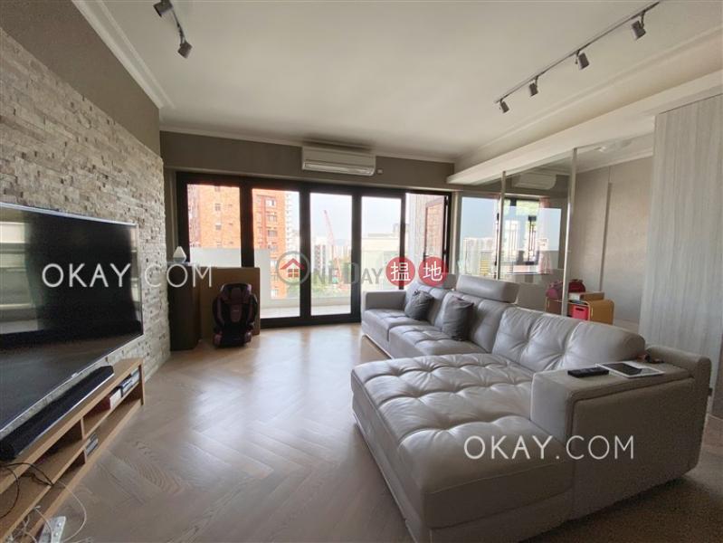 香港搵樓|租樓|二手盤|買樓| 搵地 | 住宅-出售樓盤-3房2廁,連車位,露台《Pokfulam Peak出售單位》