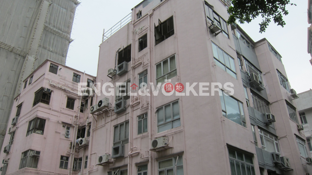 Expat Family Flat for Sale in Mid Levels West   King\'s Garden 健園 Sales Listings