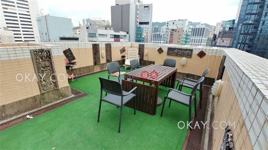 HK$ 24,000/ month The Grandeur, Wan Chai District, Rare 1 bed on high floor with harbour views & rooftop | Rental