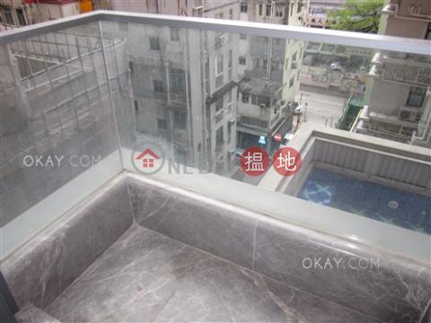 Unique 2 bedroom with balcony | Rental|Wan Chai DistrictThe Warren(The Warren)Rental Listings (OKAY-R130366)_0
