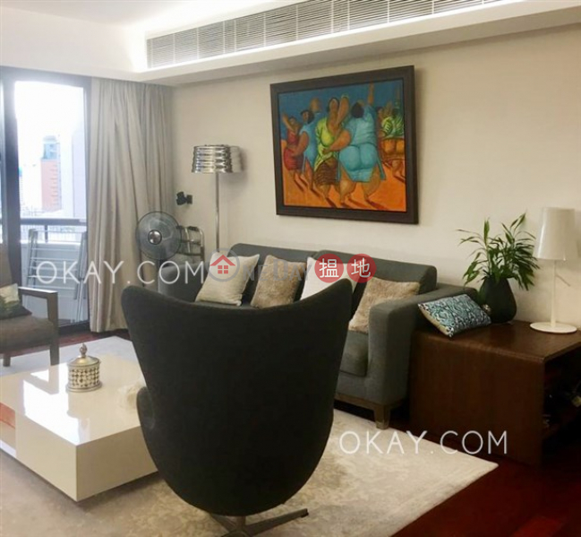 Rare 3 bedroom with balcony & parking | For Sale | Elm Tree Towers Block A 愉富大廈A座 Sales Listings