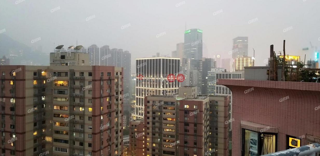 HK$ 34,000/ 月大坑道1號灣仔區豪宅名廈,豪宅地段,開揚遠景《大坑道1號租盤》