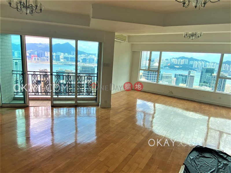 Gorgeous 4 bedroom on high floor with terrace & balcony   Rental   Pacific Palisades 寶馬山花園 Rental Listings