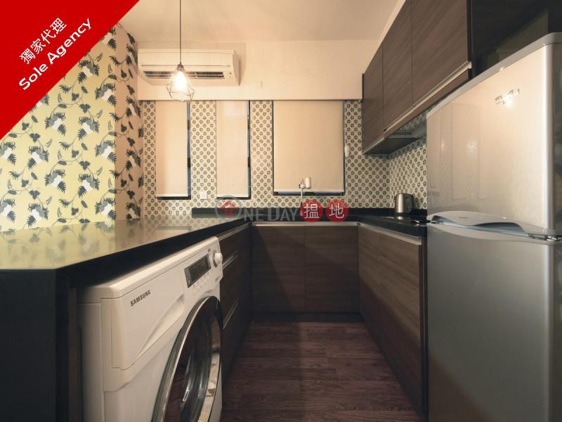 蘇豪區一房筍盤出售|住宅單位-1-6華寧里 | 中區-香港出售|HK$ 990萬