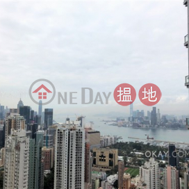 Unique 3 bedroom on high floor with balcony & parking | For Sale