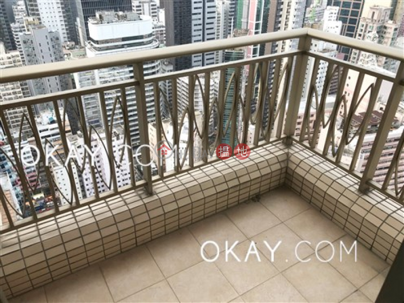 HK$ 28,000/ month | The Zenith Phase 1, Block 1 | Wan Chai District | Unique 2 bedroom on high floor with balcony | Rental