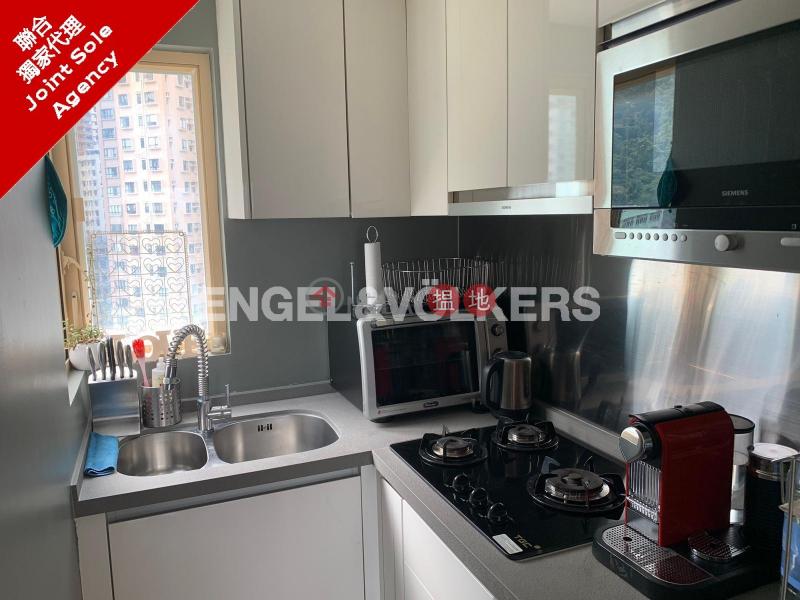 2 Bedroom Flat for Sale in Central, Bel Mount Garden 百麗花園 Sales Listings | Central District (EVHK94042)