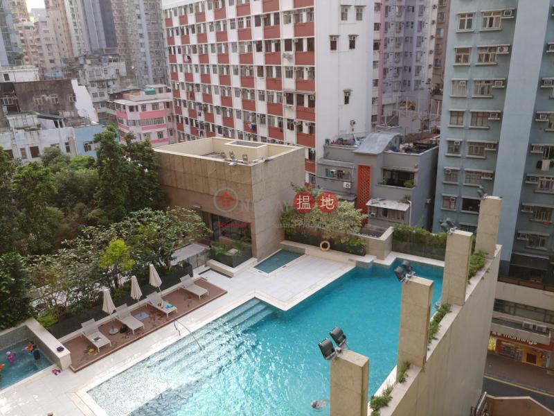 Sole Agency ; Houston Court 27776160 40 Belchers Street | Western District, Hong Kong | Rental, HK$ 15,500/ month