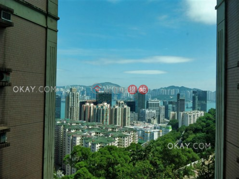 Property Search Hong Kong   OneDay   Residential Rental Listings, Unique 3 bedroom with harbour views & parking   Rental