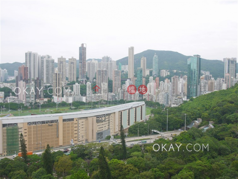 Rare 4 bedroom with balcony & parking | Rental | Chantilly 肇輝臺6號 Rental Listings