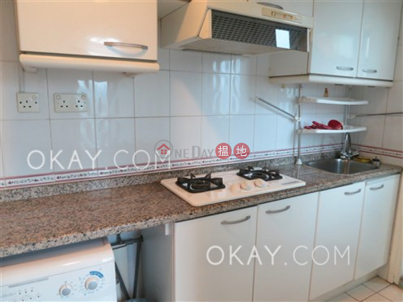 HK$ 9.9M, Ko Chun Court Western District | Charming 1 bedroom on high floor with balcony | For Sale
