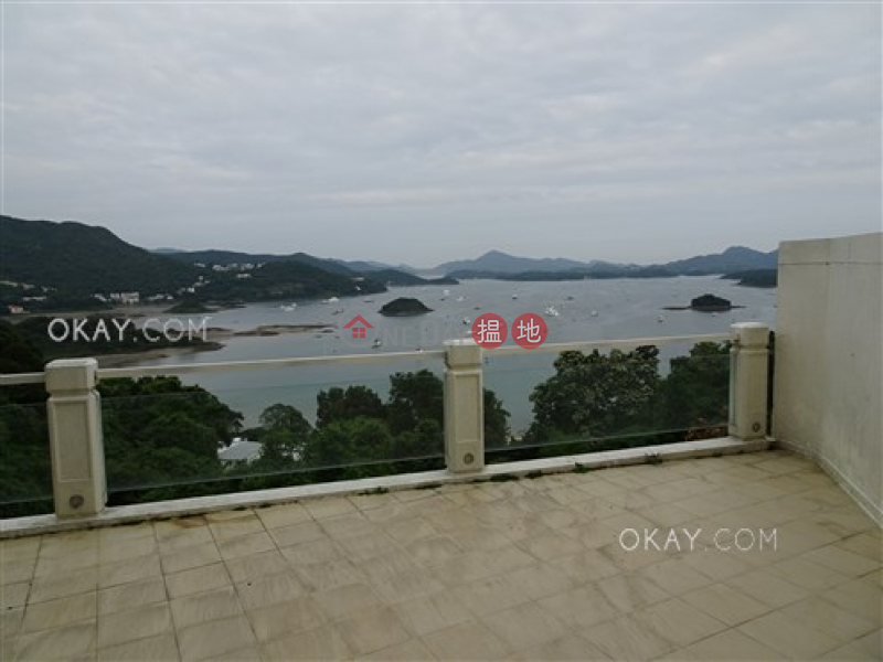 HK$ 100,000/ month | Sea View Villa, Sai Kung Gorgeous house with balcony & parking | Rental