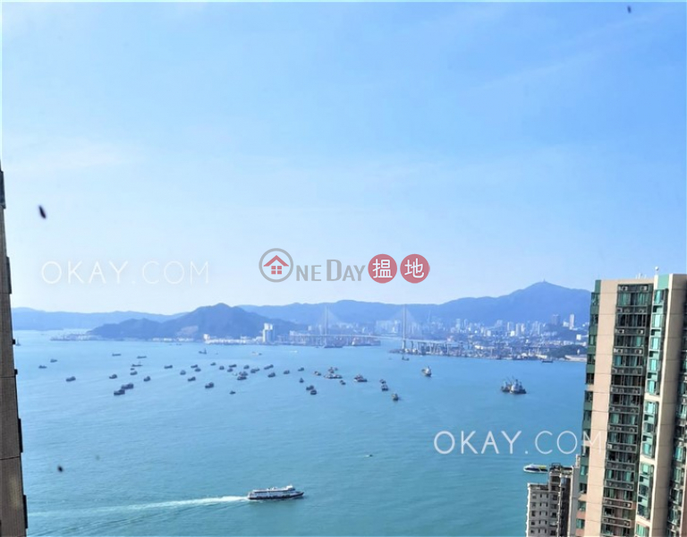 Property Search Hong Kong | OneDay | Residential Rental Listings, Popular 3 bedroom on high floor with sea views | Rental