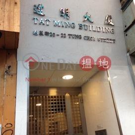 Tat Ming Building,Mong Kok, Kowloon