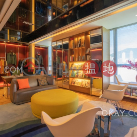 Stylish 1 bedroom with balcony & parking | For Sale
