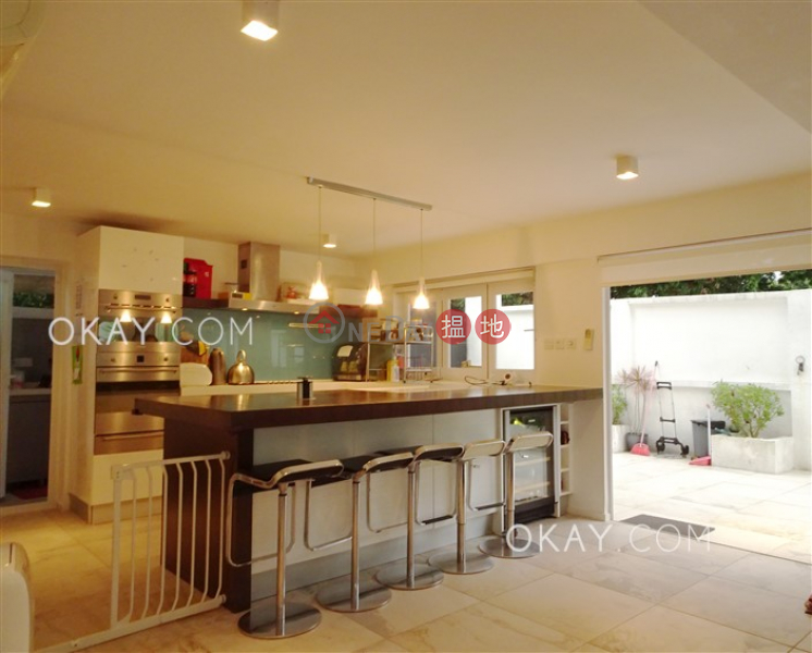 Gorgeous house with balcony & parking | Rental, Leung Fai Tin | Sai Kung | Hong Kong | Rental | HK$ 48,000/ month