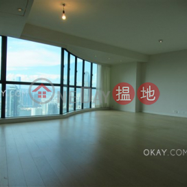 Stylish 4 bedroom on high floor with parking   Rental