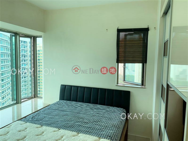 HK$ 28,000/ month, Sausalito Tower 5 Ma On Shan Elegant 3 bed on high floor with sea views & balcony | Rental