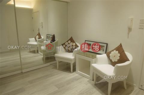 Intimate 1 bedroom with terrace | Rental|Wan Chai DistrictMan On House Block B(Man On House Block B)Rental Listings (OKAY-R317031)_0