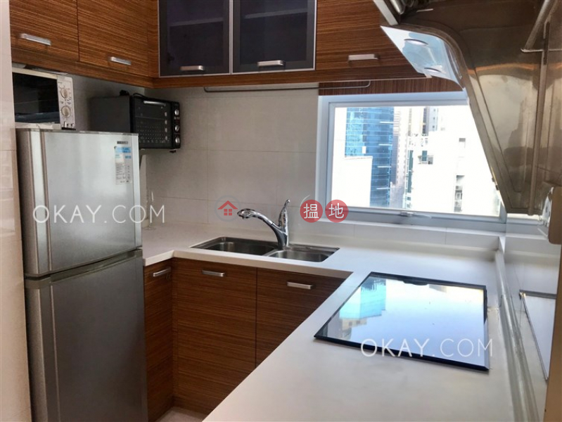 Intimate studio on high floor with terrace | Rental, 21-31 Old Bailey Street | Central District Hong Kong | Rental | HK$ 25,000/ month