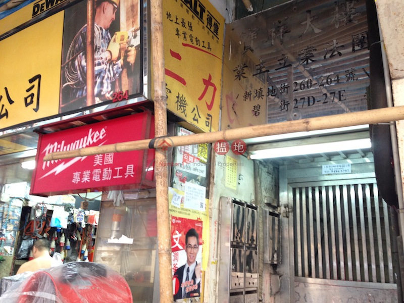Po Cheung Building (Po Cheung Building ) Mong Kok|搵地(OneDay)(1)