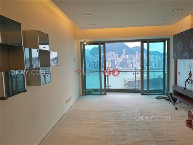 Rare 3 bedroom with balcony | For Sale, The Harbourside Tower 3 君臨天下3座 Sales Listings | Yau Tsim Mong (OKAY-S88958)