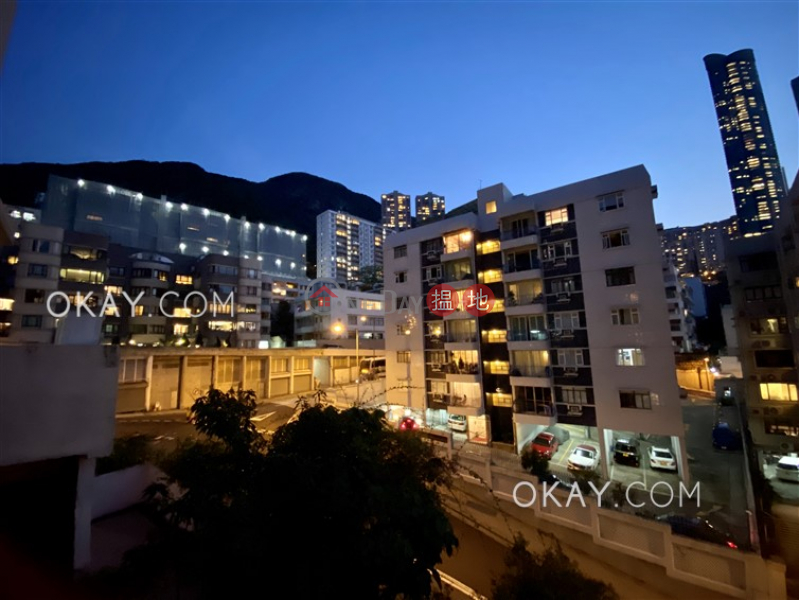 Charming 3 bedroom with balcony | Rental, 87-89 Blue Pool Road | Wan Chai District Hong Kong, Rental, HK$ 45,000/ month