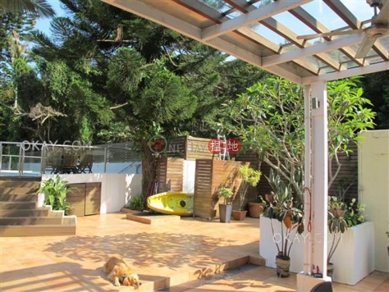 Stylish house with balcony | For Sale Ng Fai Tin | Sai Kung | Hong Kong Sales | HK$ 60M