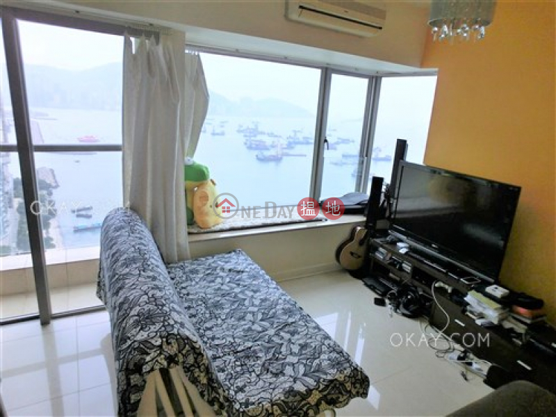 Property Search Hong Kong   OneDay   Residential   Rental Listings, Rare 1 bedroom on high floor with balcony   Rental