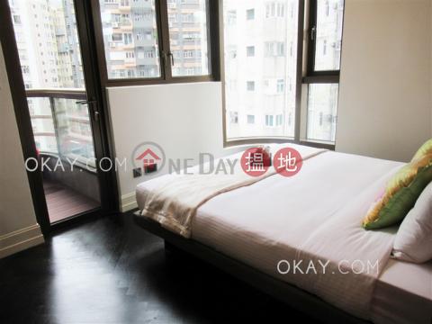 Rare studio with balcony   Rental Western DistrictCastle One By V(Castle One By V)Rental Listings (OKAY-R322085)_0