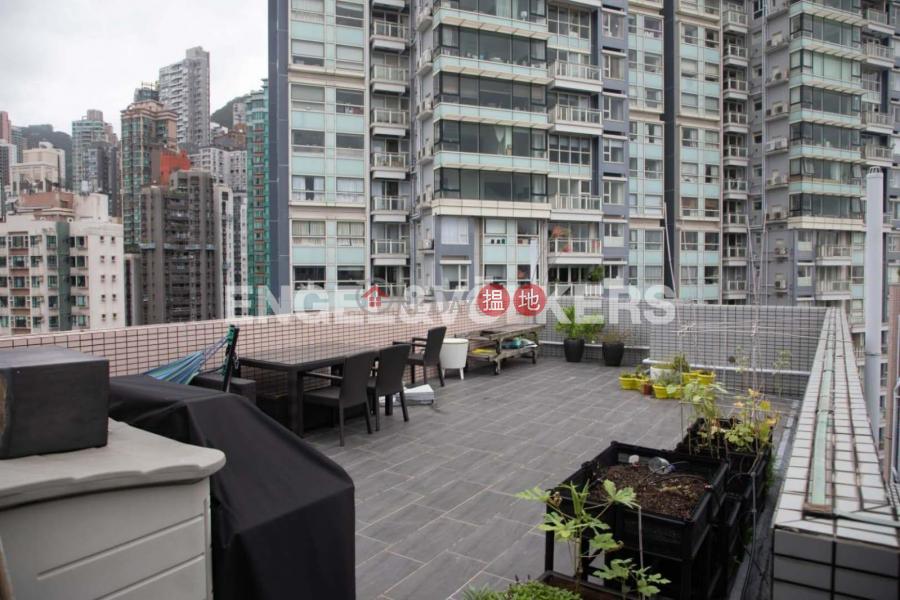 蘇豪區三房兩廳筍盤出租|住宅單位|荷李活華庭(Hollywood Terrace)出租樓盤 (EVHK61744)