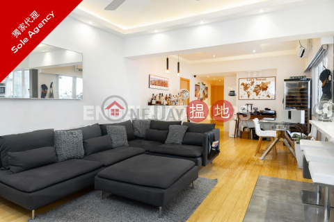 3 Bedroom Family Flat for Sale in Soho|Central DistrictKam Kin Mansion(Kam Kin Mansion)Sales Listings (EVHK91083)_0