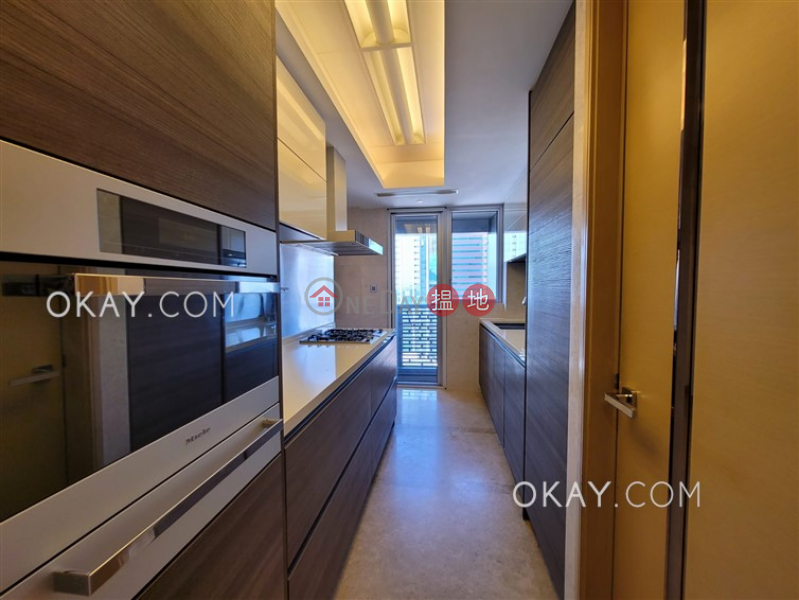 Rare 3 bedroom with balcony | Rental, Marinella Tower 1 深灣 1座 Rental Listings | Southern District (OKAY-R92644)