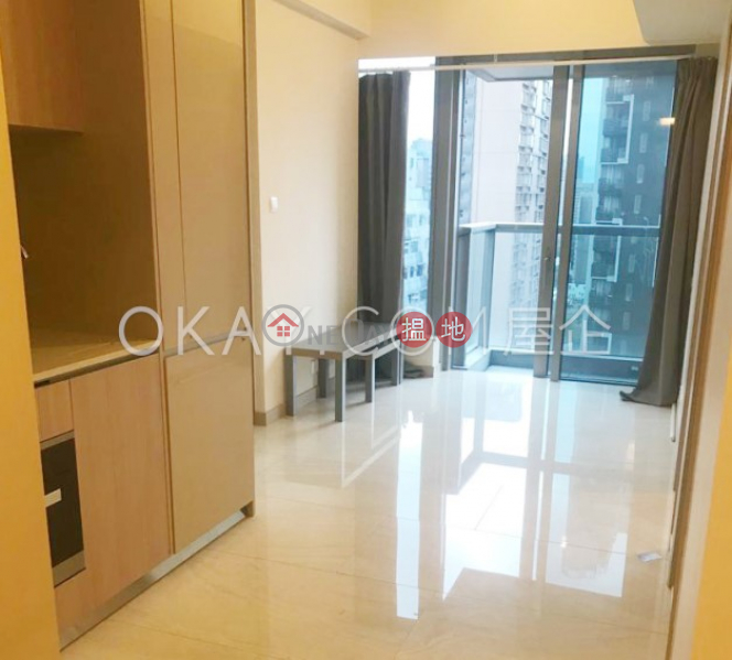 Rare 1 bedroom on high floor with balcony | For Sale | King\'s Hill 眀徳山 Sales Listings