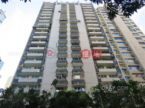 Popular 3 bedroom with terrace & parking | For Sale|Grand Court(Grand Court)Sales Listings (OKAY-S62071)_0
