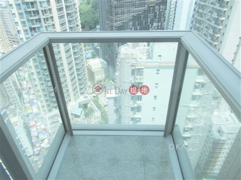 Property Search Hong Kong | OneDay | Residential | Sales Listings Luxurious 1 bedroom on high floor with balcony | For Sale