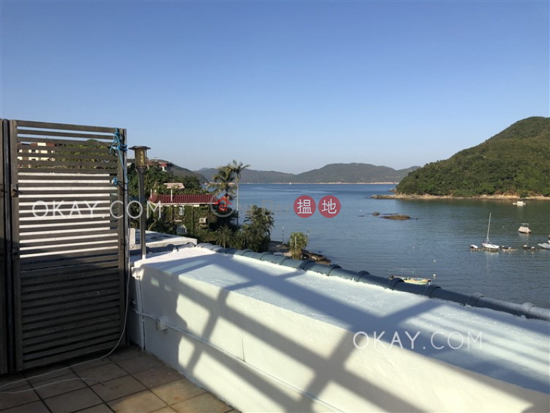 Exquisite house with sea views, rooftop & terrace | Rental | 48 Sheung Sze Wan Village 相思灣村48號 Rental Listings